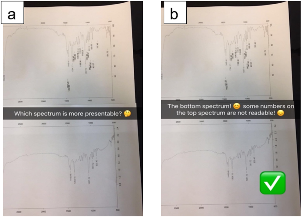 How to use Snapchat in the laboratory for better student