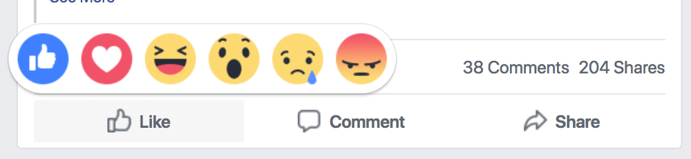 How the use of emoji on Islamophobic Facebook pages