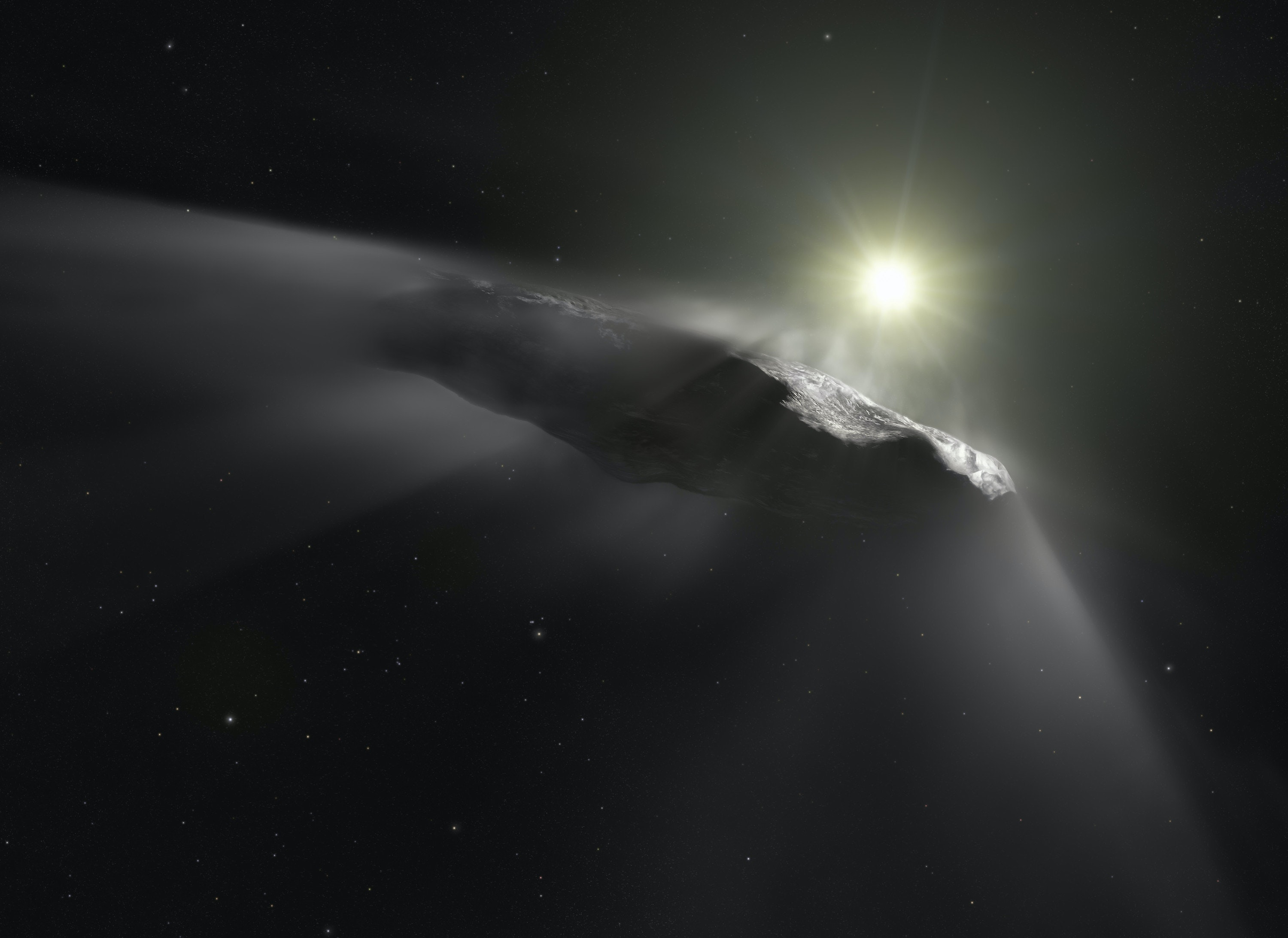 Evidence of aliens? What to make of research and reporting on 'Oumuamua, our visitor from space