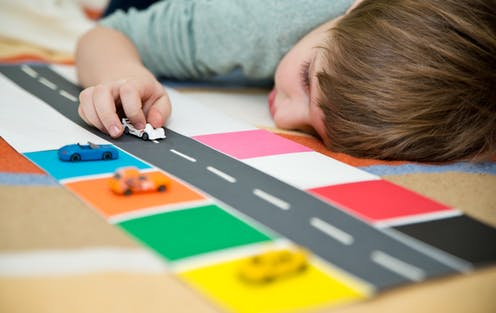 Why early diagnosis of autism should lead to early intervention
