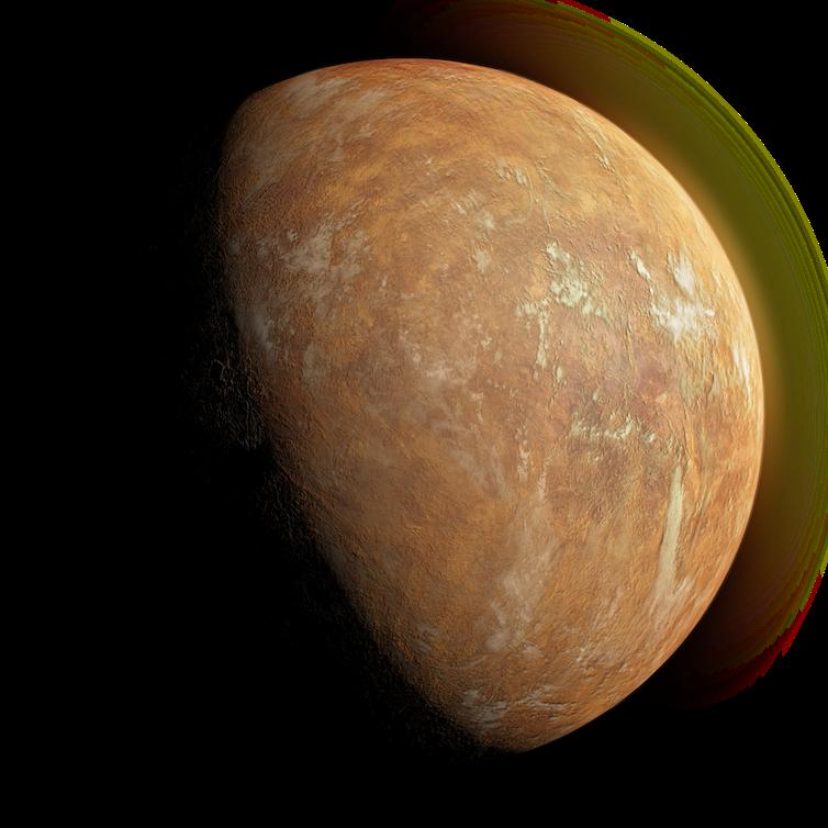 A super-Earth found in our stellar back yard