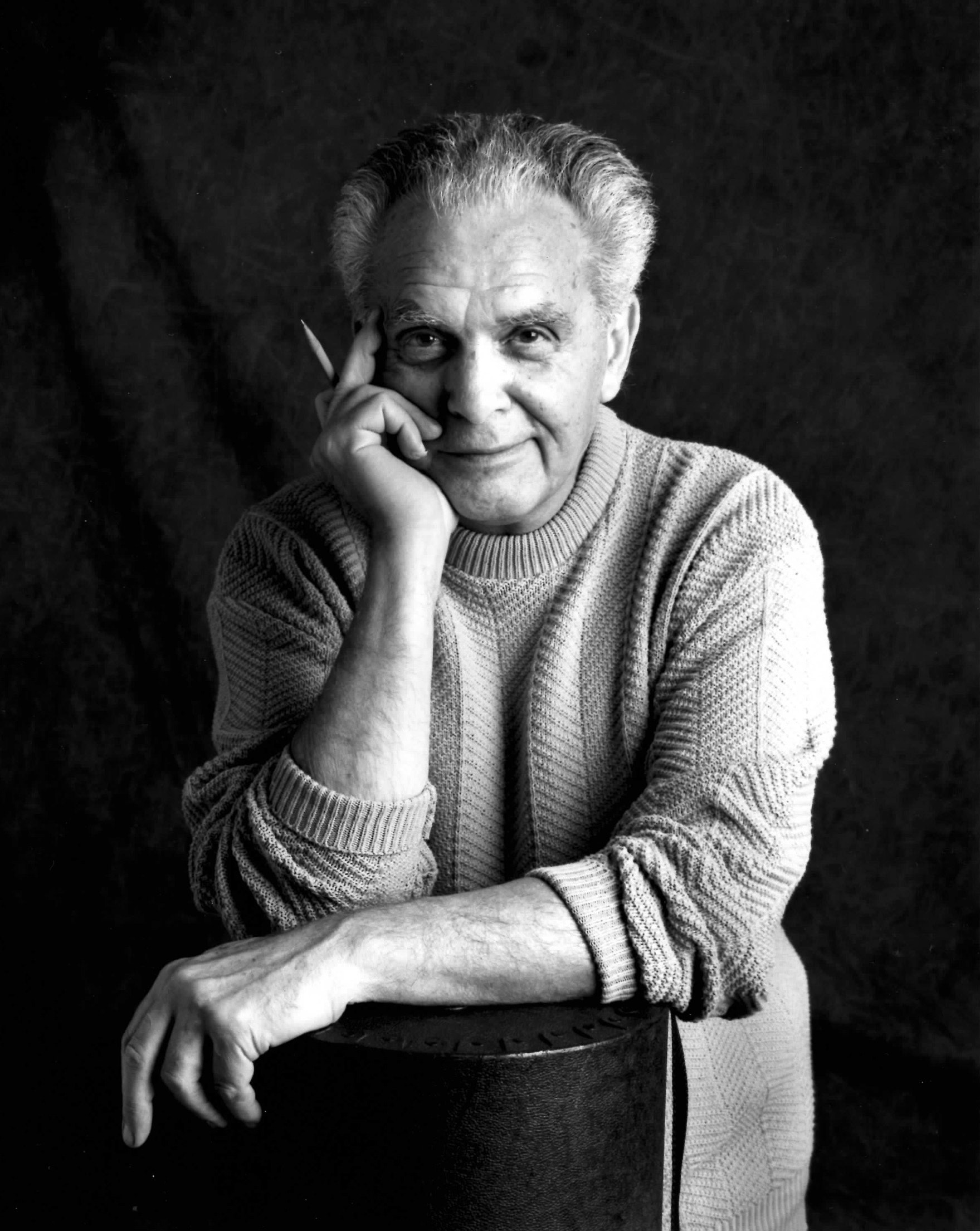 Jack Kirby in 1992. Photo credit: Wikimedia Commons [CC BY-SA 3.0]