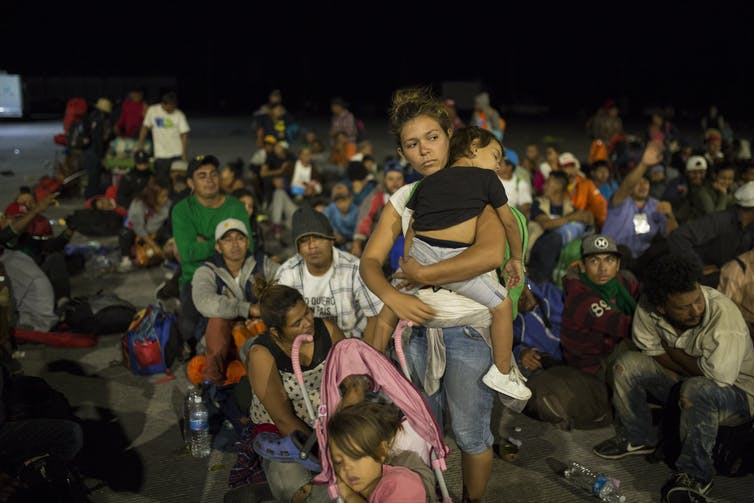 Dozens of migrants disappear in Mexico as Central American