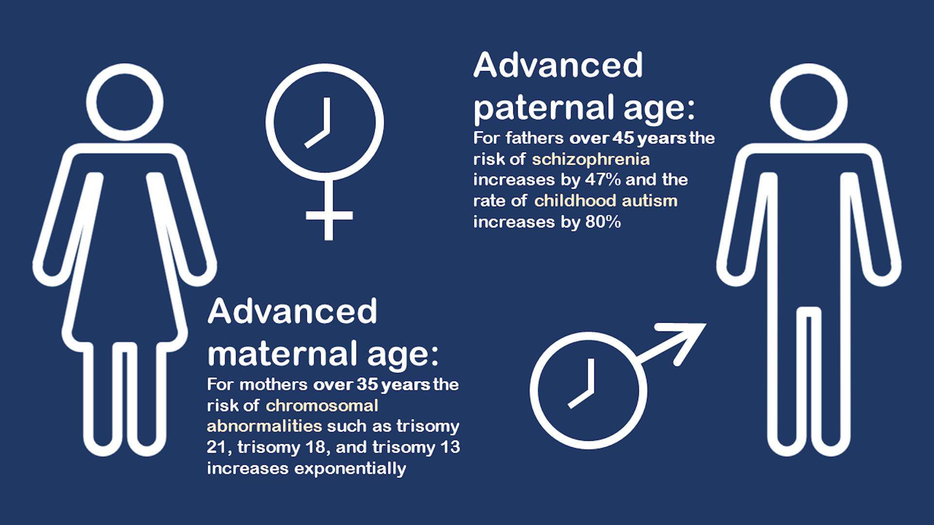 edad optima para tener hijos mujer