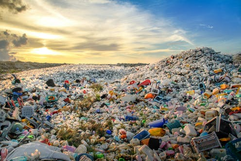 73d0870a20 Plastic is now part of our planet's fabric – a scientist and archaeologist  discuss what happens next