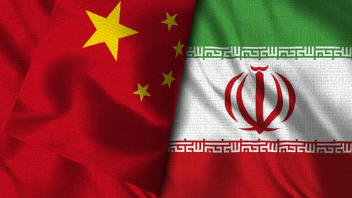 Iran: how US sanctions are strengthening China's global power