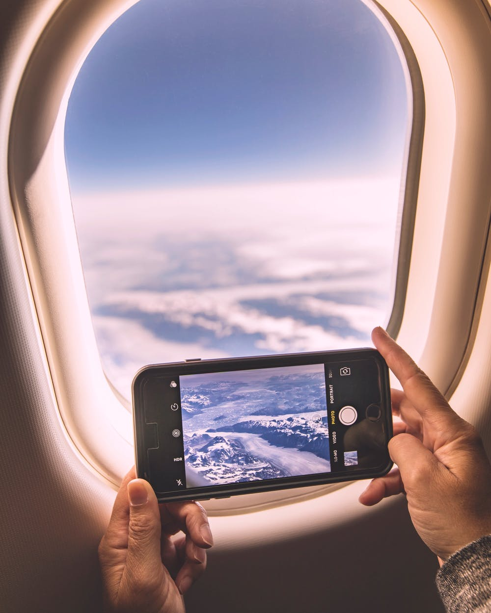 Using your phone on a plane is safe – but for now you still
