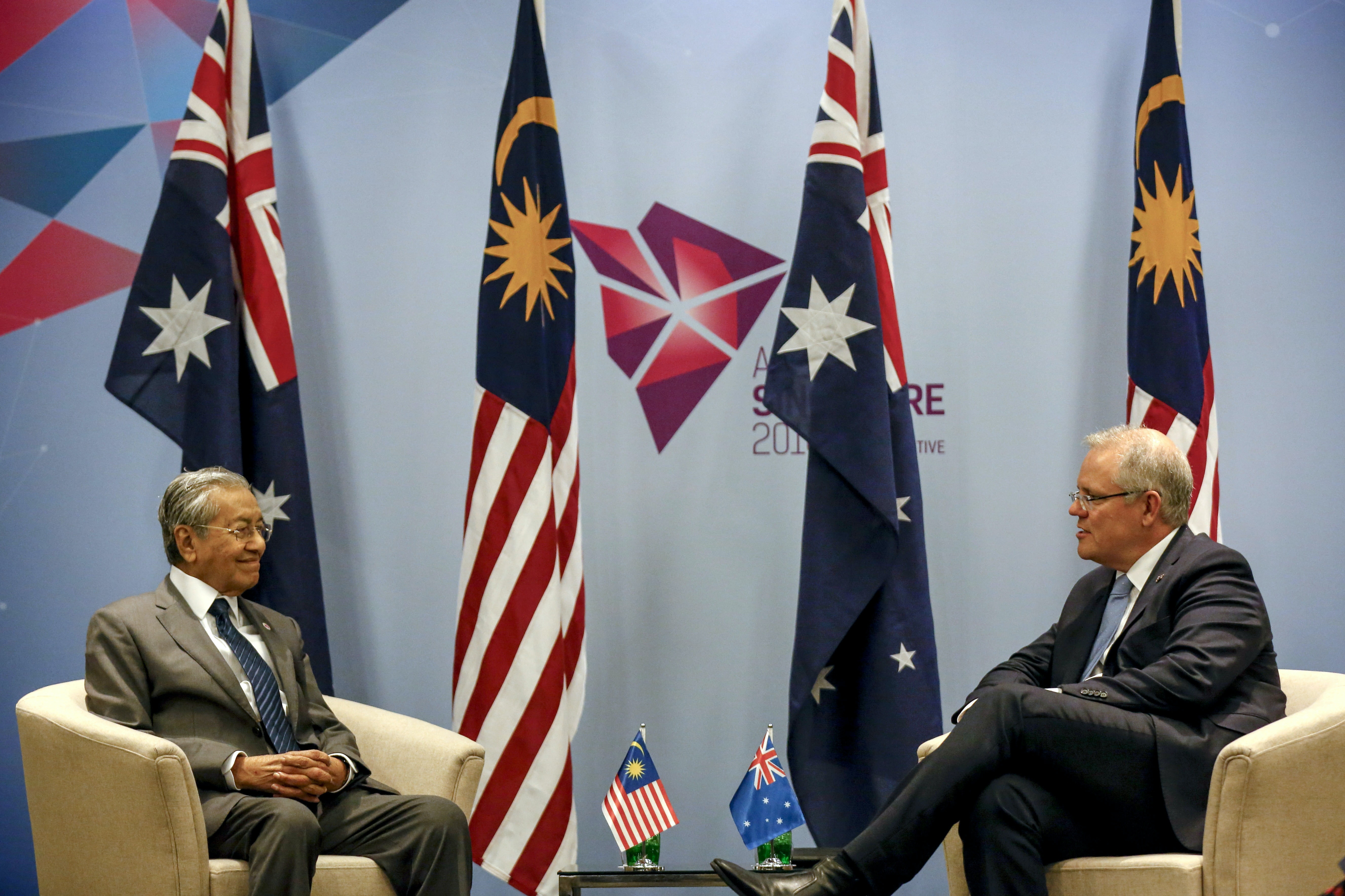 Frydenberg lashes out at Malaysia's prime minister for anti-Semitism