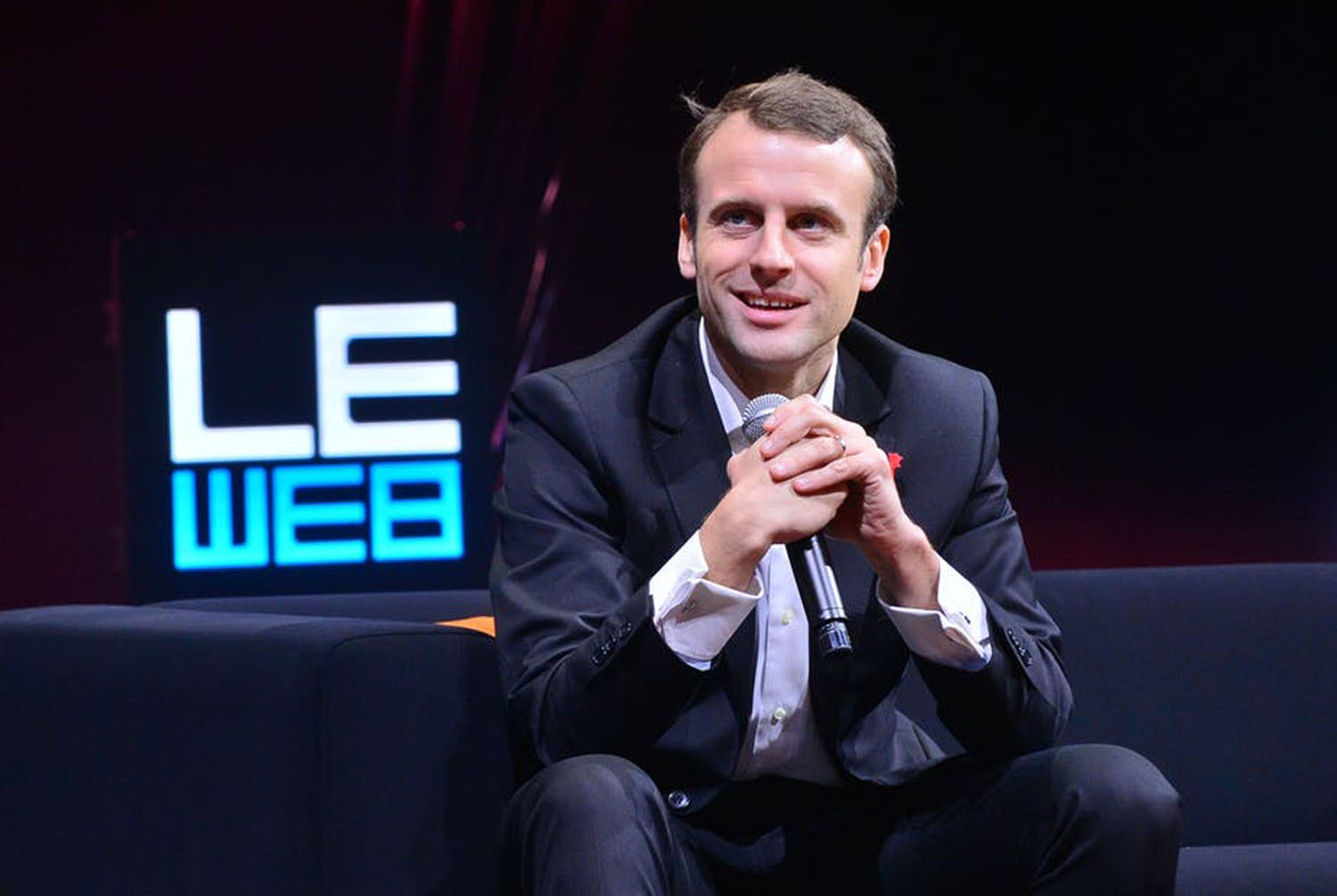 Paris calling: Emmanuel Macron calls on the world to build trust and stability on the Internet