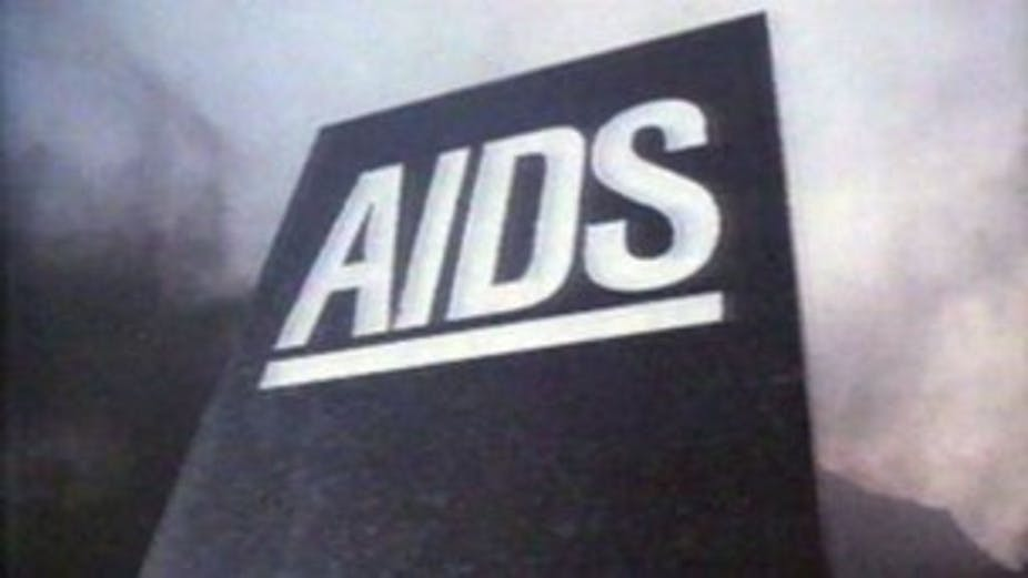 AIDS: homophobic and moralistic images of 1980s still haunt our view ...