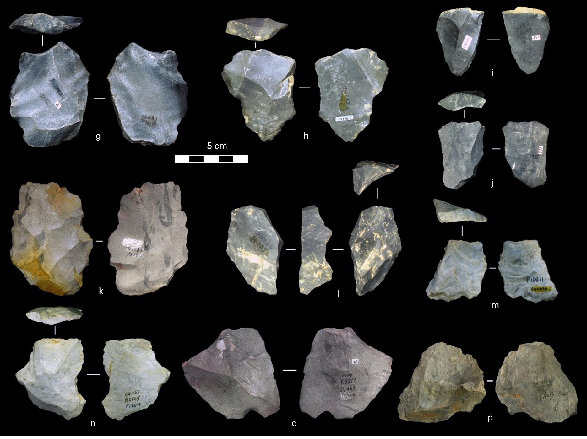 New dates for ancient stone tools in China point to local invention of complex technology