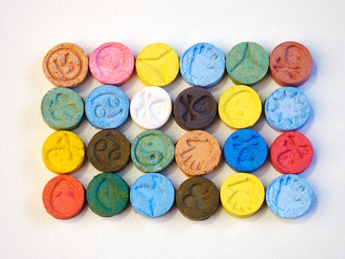 MDMA - extáza