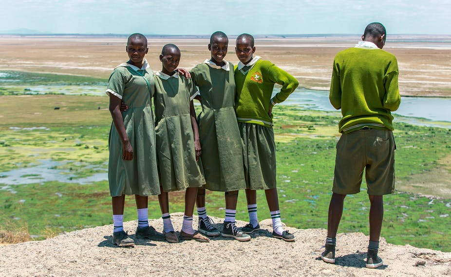 What's driving high pregnancy rates in Kenyan schools