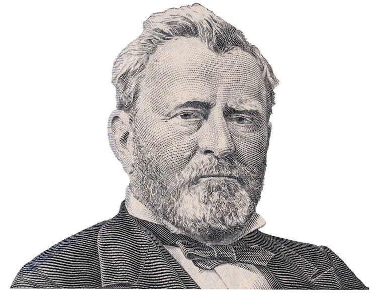 Ulysses S Grant: winner in 1868.