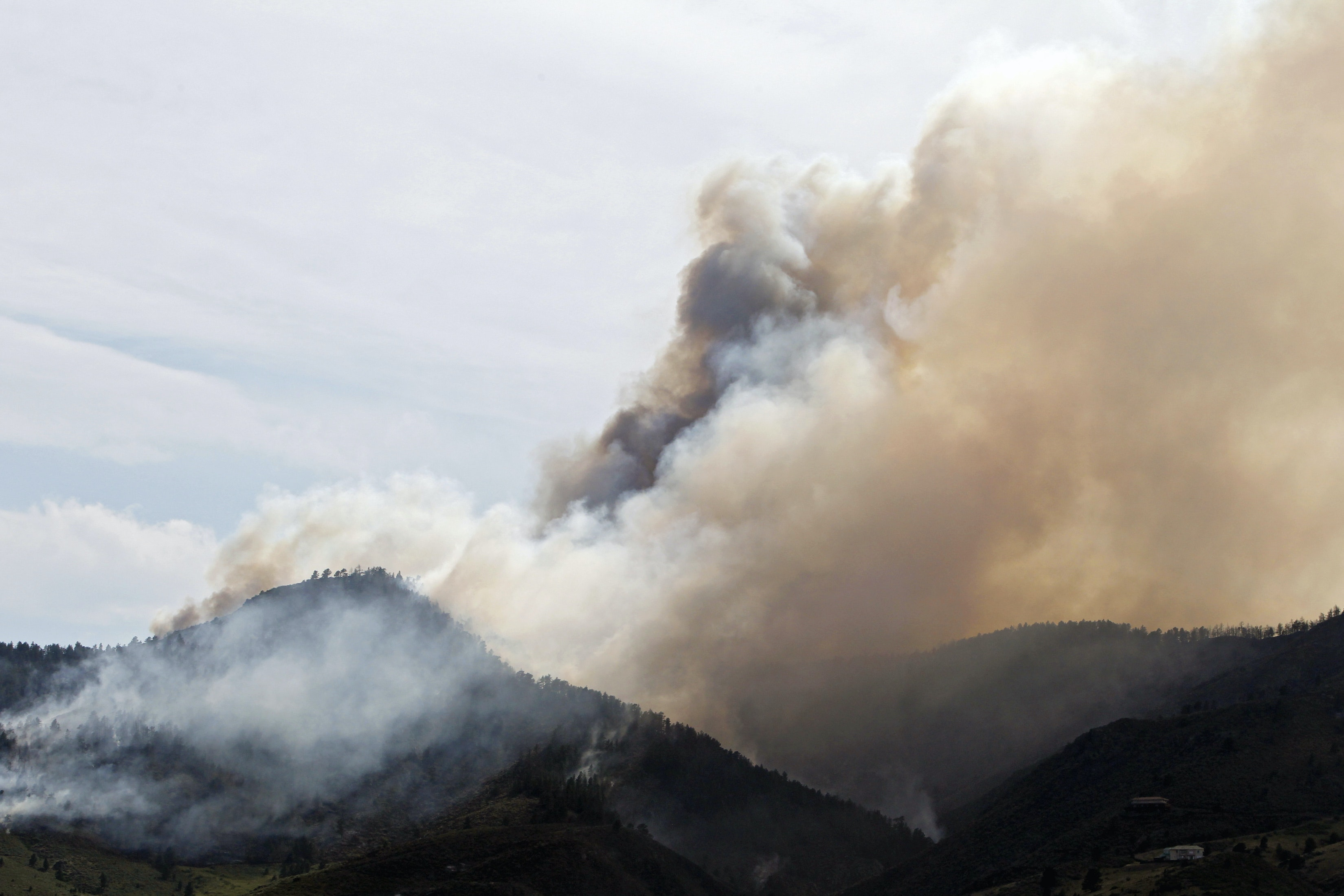 Climate Change Is Driving Wildfires, and Not Just in California