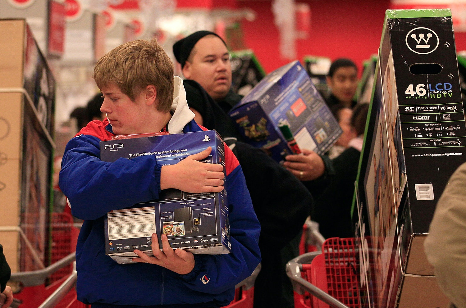 Why do Black Friday shoppers throw punches over bargains? A marketing expert explains 'psychological ownership'