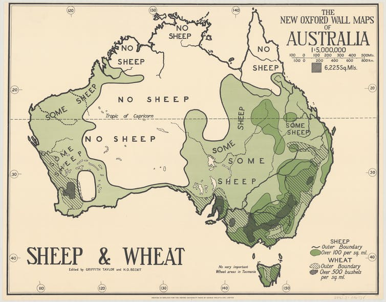 why the mythos of the Australian farmer is problematic