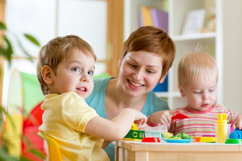 Through Play Children With Autism Can >> Young Children With Autism Can Thrive In Mainstream Childcare