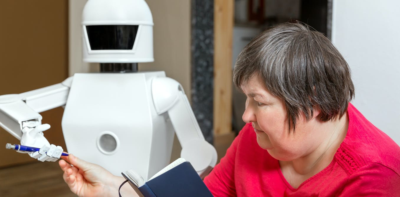 Robot carers could help lonely seniors — they're cheering humans up already