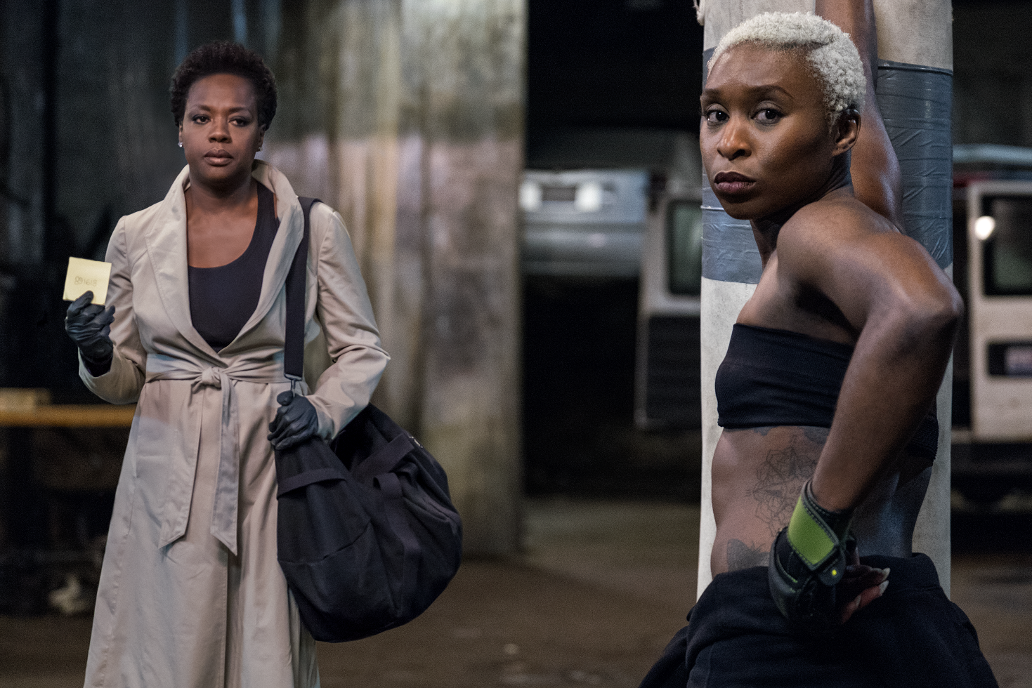 Steve McQueen's Widows: heist movie feels like a strange move for this director – but it isn't