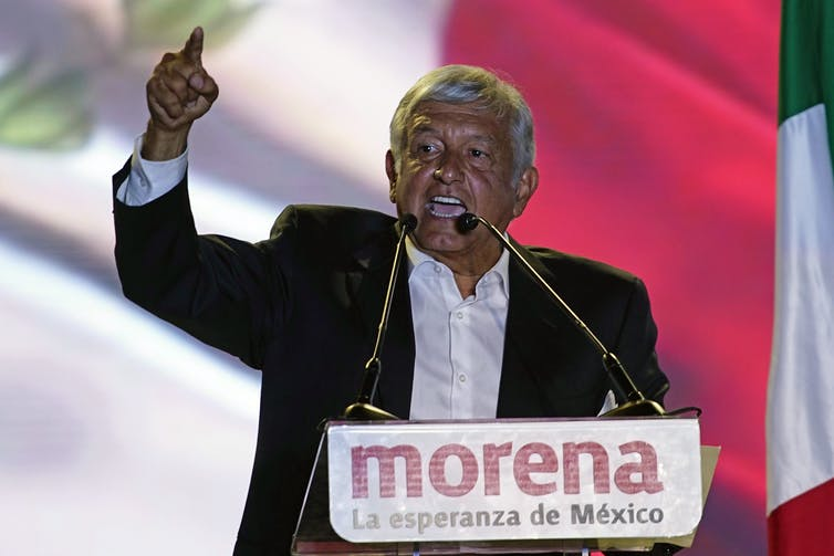 The left turn by Mexico and the road to uncertainty