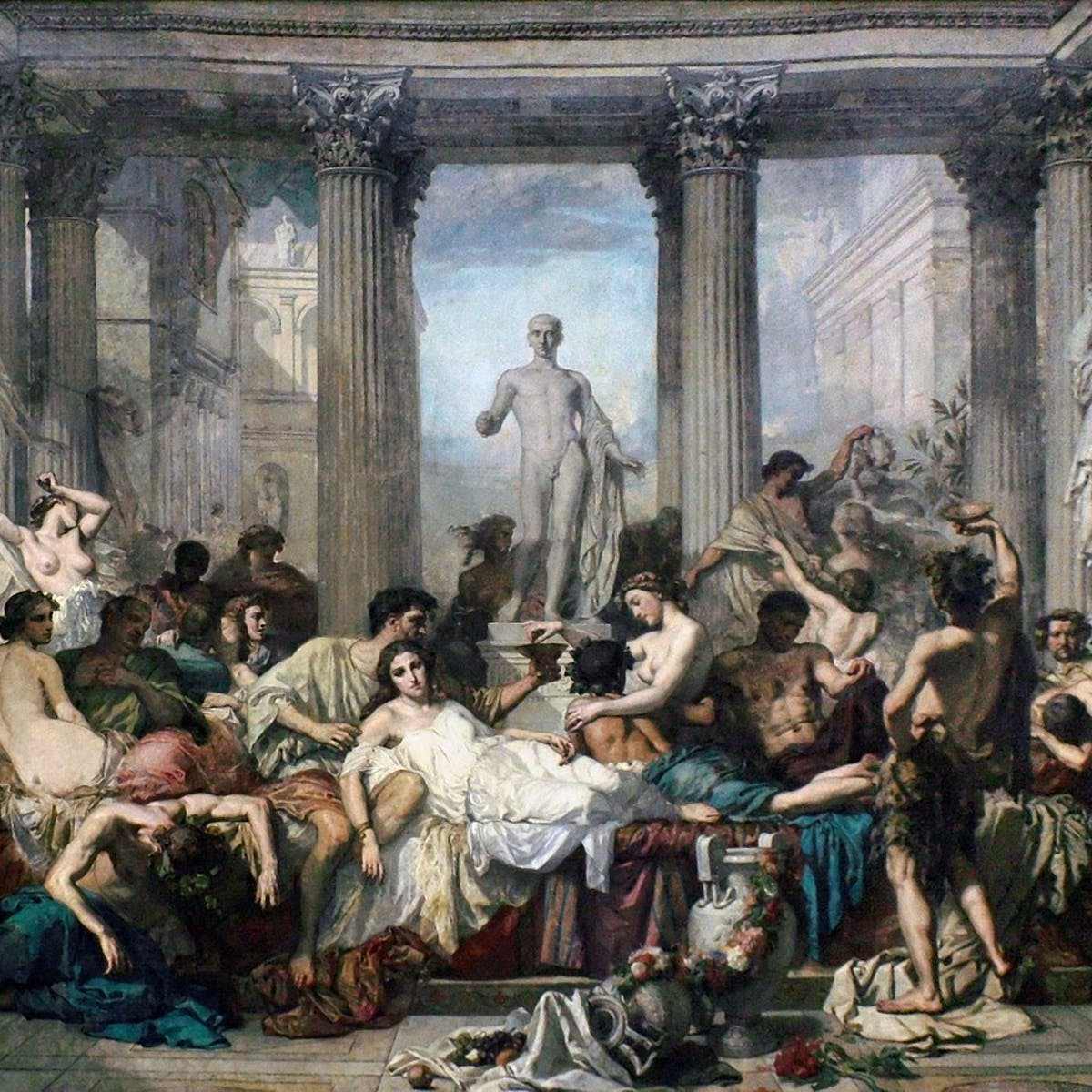 Guide To The Classics Juvenal The True Satirist Of Rome