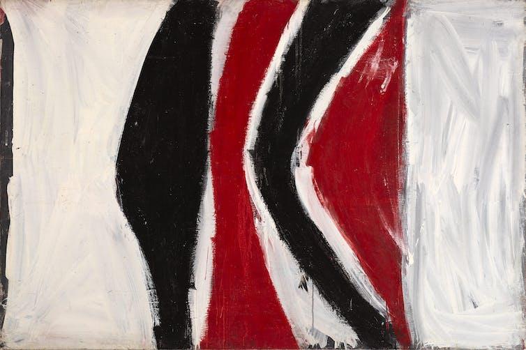the paintings of Tony Tuckson
