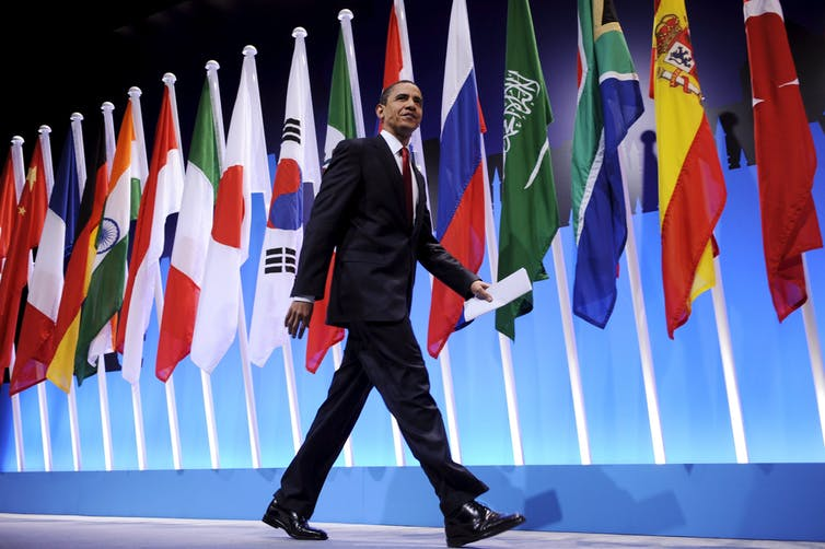 Does the G20 summit really make a difference? World leaders reckon it does
