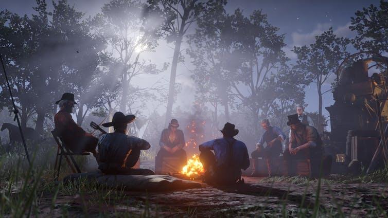 2018 was a huge year in gaming