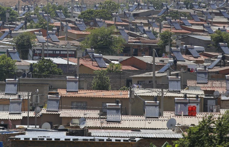 How African Cities Can Harness Green Technologies for Growth and Jobs