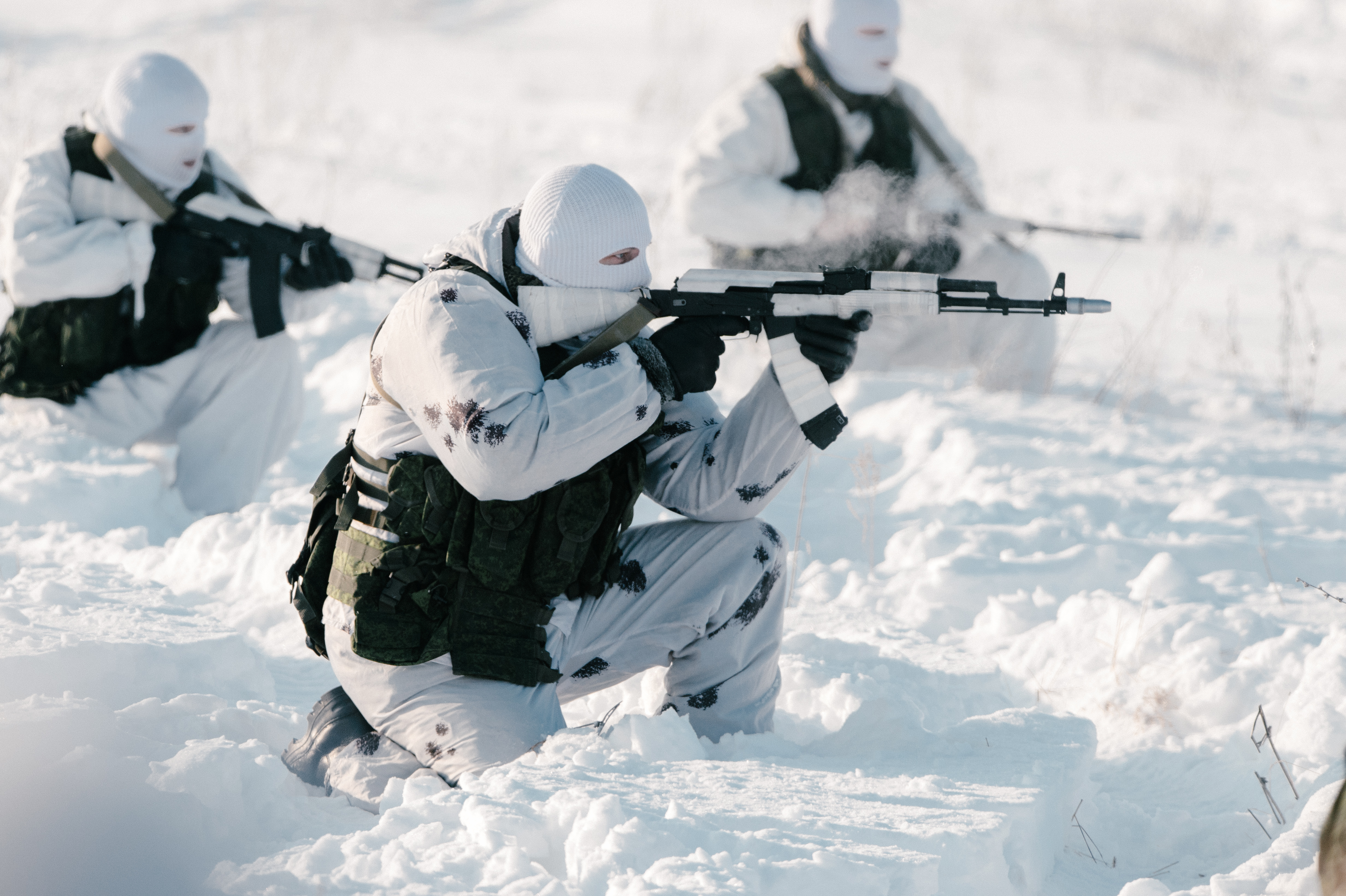 Arctic cold war: climate change has ignited a new polar