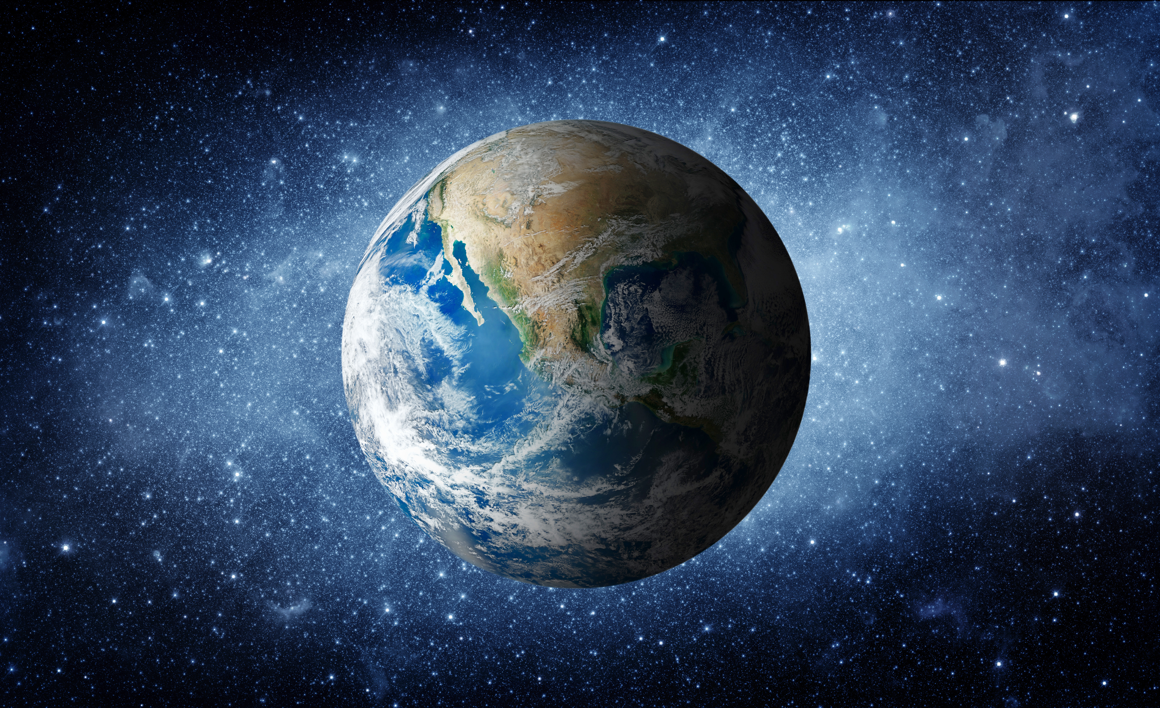 what planet earth might look like when the next