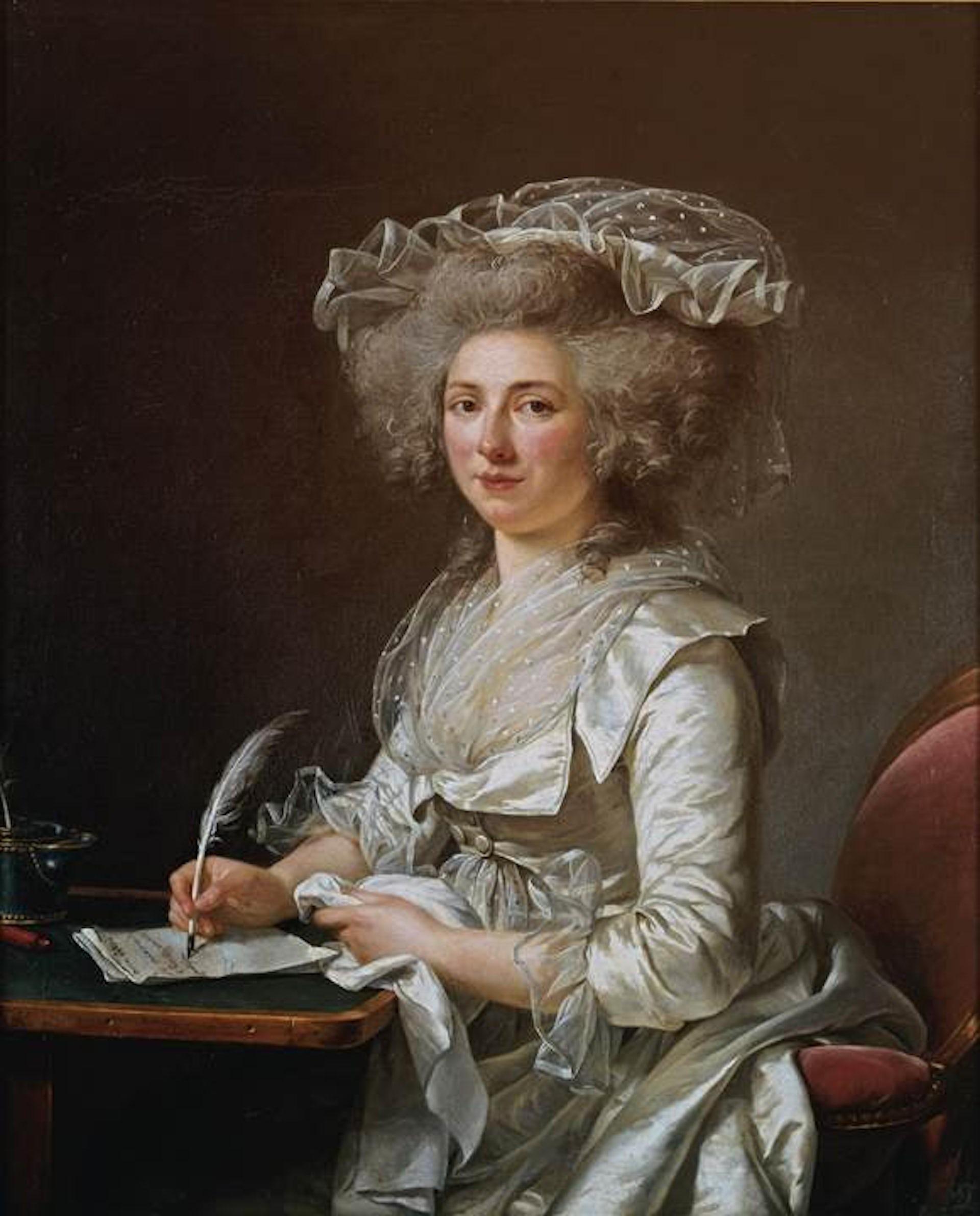 Adélaïde Labille-Guiard, prodigiously talented painter