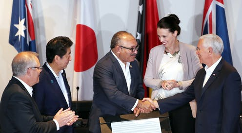 How to narrow the gap between Ardern's foreign policy aspirations and domestic debate
