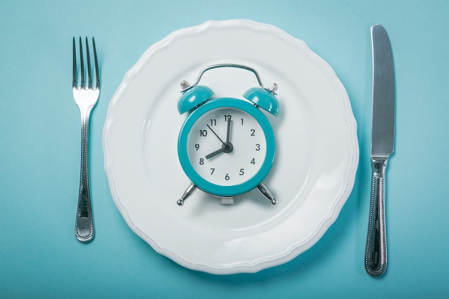 Intermittent fasting is no better than conventional dieting for