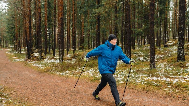 Cuanto más rápido camine, mejor para su salud