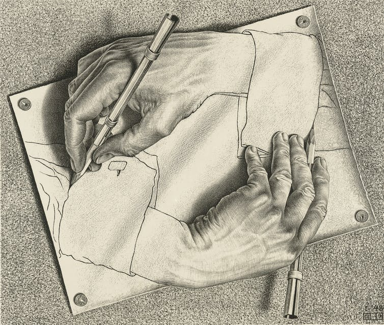 Escher x nendo will surprise, delight and challenge