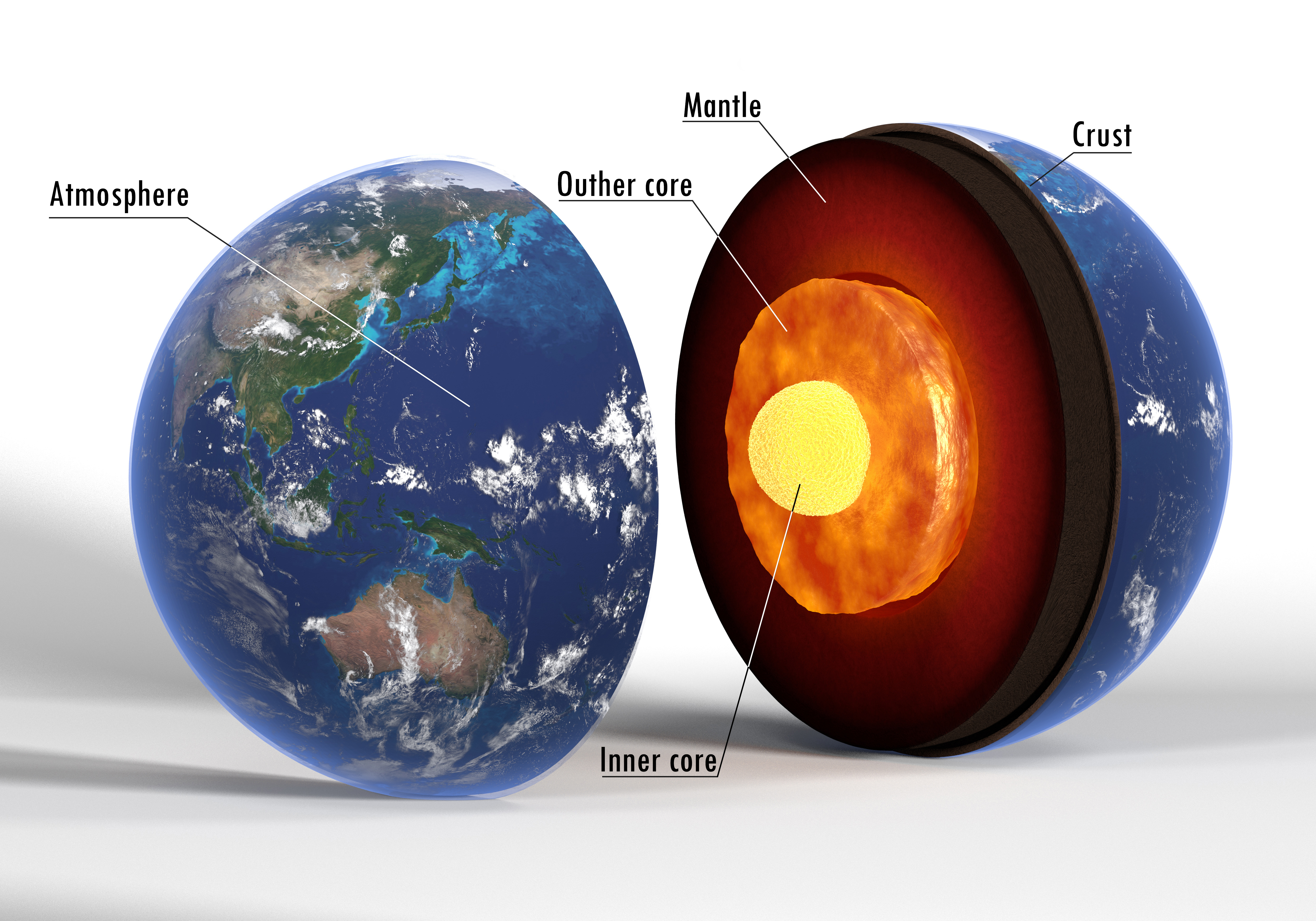Curious Kids  What Would Happen If The Earth U0026 39 S Core Went Cold