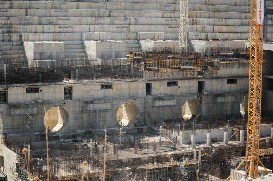 The Grand Ethiopian Renaissance Dam is the new reality  Why