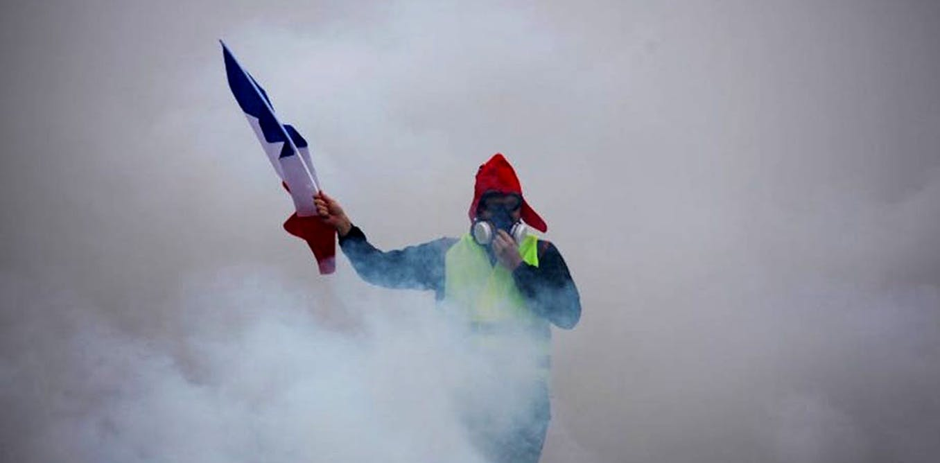 Why France's 'gilets jaunes' protesters are so angry