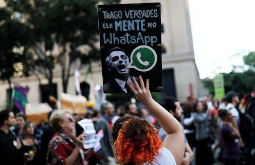 WhatsApp skewed Brazilian election, proving social media's danger to