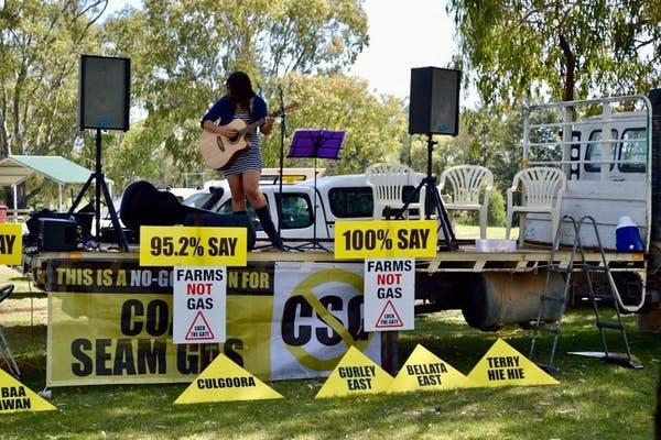 What is coal seam gas (CSG)?