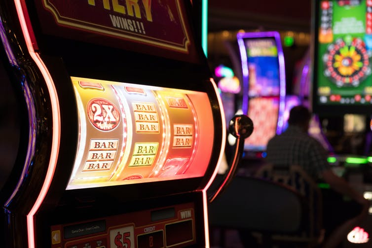 Glücksspiele und Videospiele