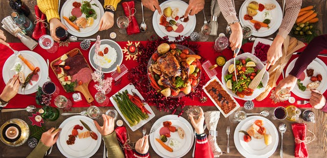 Christmas dinner – News, Research and