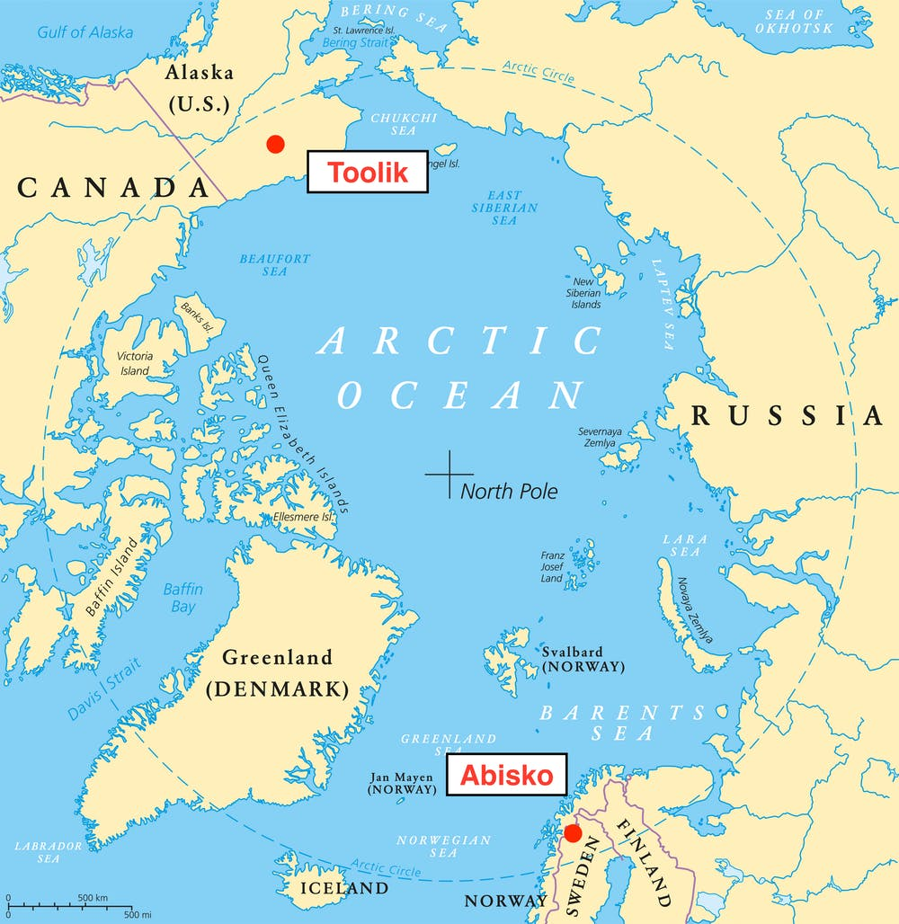 Why Dont We Know What Environmental >> The Arctic We Don T Know As Much About Environmental Change In The