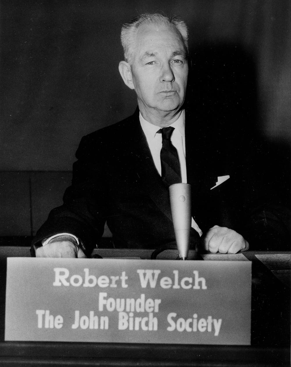 Image result for robert welch john birch society