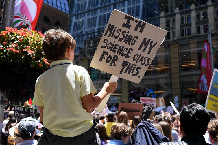 Student protests show Australian education does get some things right