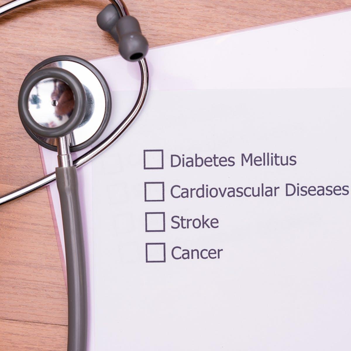 Pengidap Penyakit Tak Menular Makin Banyak 6 Cara Mudah