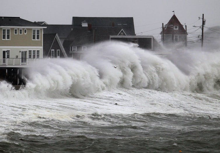 climate resilience requires seawalls