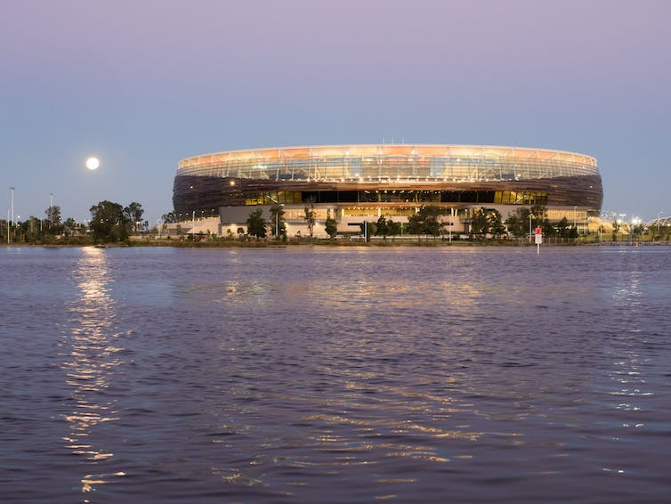 Australians love their sport, but investing in new venues is another matter